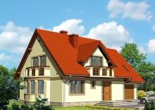 Проект дома LK&489