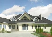 Проект дома LK&491