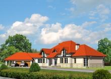 Проект дома LK&492