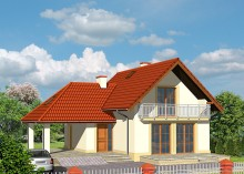Проект дома LK&494