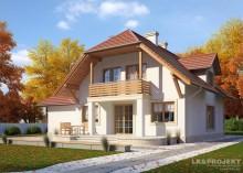 Проект дома LK&495