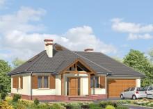 Проект дома LK&499