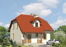 Проект дома LK&500