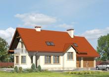 Проект дома LK&504