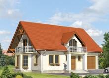 Проект дома LK&511