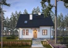 Проект дома LK&516