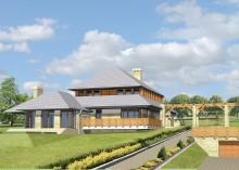Проект дома LK&522