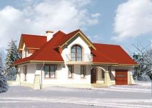 Проект дома LK&528