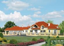 Проект дома LK&529