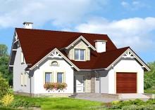 Проект дома LK&531