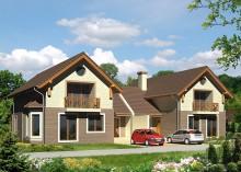 Проект дома LK&538