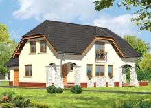 Проект дома LK&539