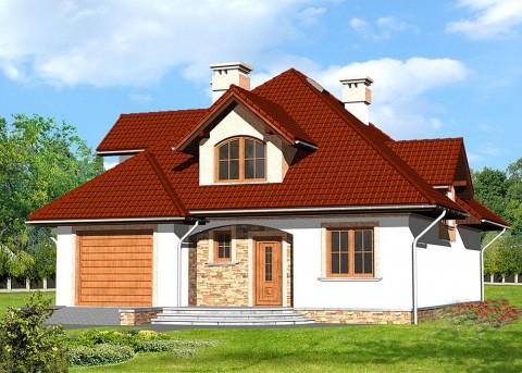 Проект дома LK&540