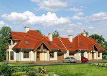 Проект дома LK&543