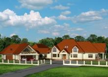 Проект дома LK&561
