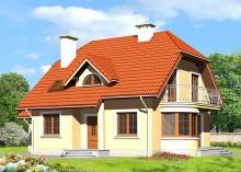 Проект дома LK&563
