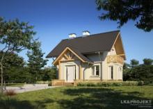 Проект дома LK&564