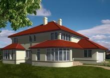Проект дома LK&567