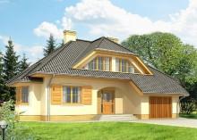 Проект дома LK&569