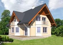 Проект дома LK&577