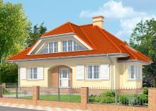 Проект дома LK&579