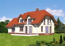 Проект дома LK&586