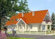Проект дома LK&602