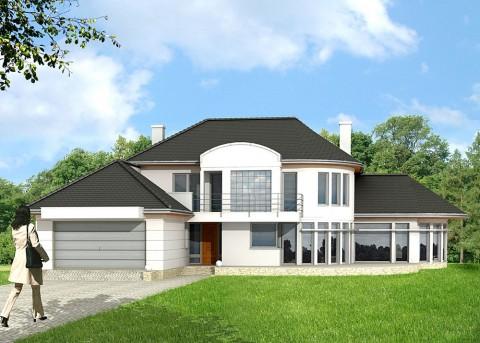 Проект дома LK&608
