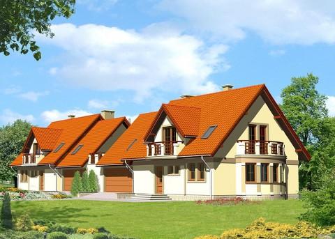 Проект дома LK&611