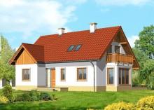 Проект дома LK&613