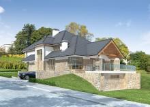Проект дома LK&620