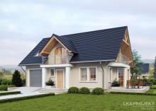 Проект дома LK&633
