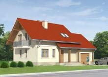 Проект дома LK&636