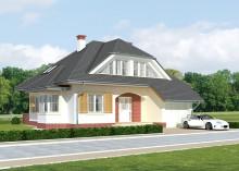 Проект дома LK&638