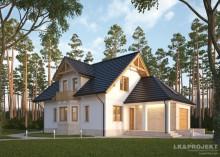Проект дома LK&639