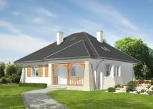 Проект дома LK&640