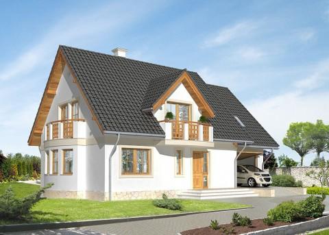 Проект дома LK&644