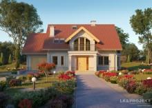 Проект дома LK&645