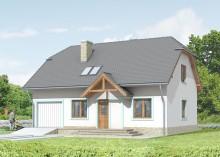 Проект дома LK&648