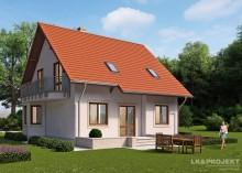 Проект дома LK&649