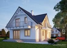Проект дома LK&650