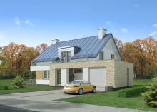Проект дома LK&653