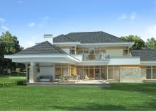 Проект дома LK&655