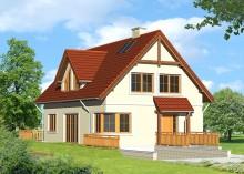 Проект дома LK&657