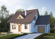 Проект дома LK&658