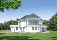 Проект дома LK&660