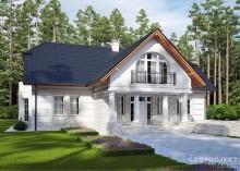 Проект дома LK&663
