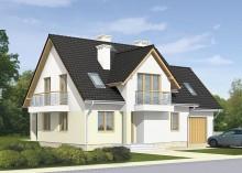 Проект дома LK&664