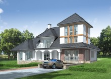 Проект дома LK&670