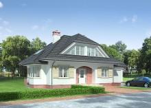 Проект дома LK&672